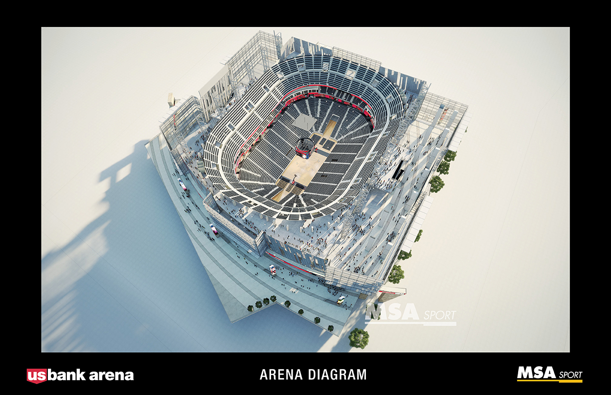 U s bank arena a new vision for Mercedes benz stadium box office hours