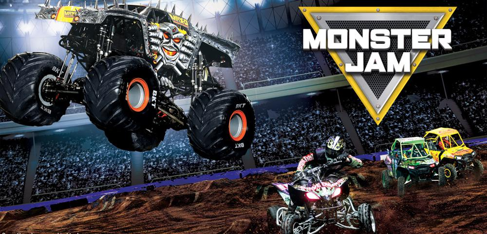 u s bank arena monster jam
