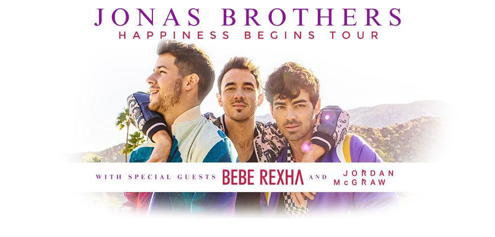 U S  Bank Arena - Jonas Brothers - Happiness Begins Tour