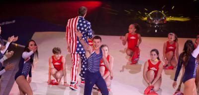 Thu 11-1-12 - Kellogg's Tour of Gymnastics Champions 2012